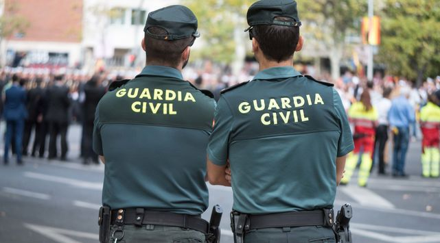 Image result for guardia civil