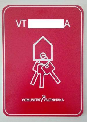 TOURIST LICENCE IN ALICANTE, VALENICA