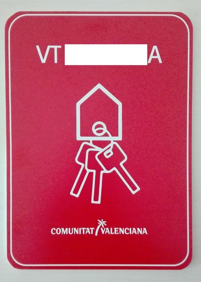 Tourism Licence Alicante, Valencia