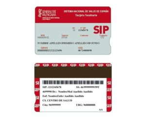 VALENCIA COMMUNITY SIP CARD